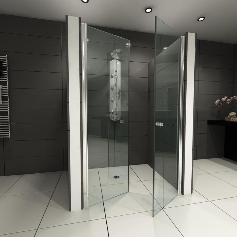 Duschwand -Legen Sie Wert auf Qualität